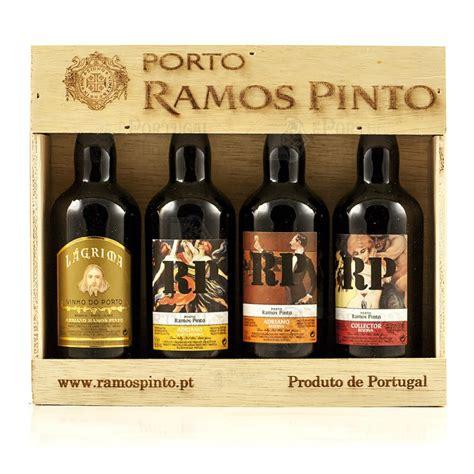 porto ramos pinto porto wine gift box 4x90ml miniatures ramos pinto