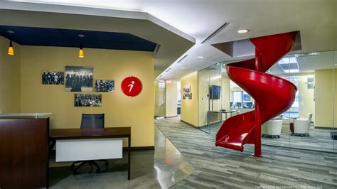 Florida Business Interiors by 2016 Coolest Office Spaces Iqor St Petersburg Ta