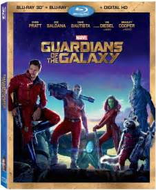 Guardians Of The Galaxy Blu Ray » Home Design 2017