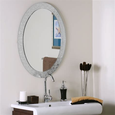 2017 Best 15 Decorative Bathroom Mirrors Ward Log Homes Bathroom Mirror