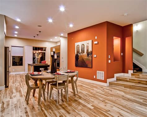 Orange Wall Paint Home Design Ideas Pictures Houzz » Home Design 2017
