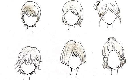 tutorial menggambar orang 17 terbaik ide tentang menggambar rambut di pinterest
