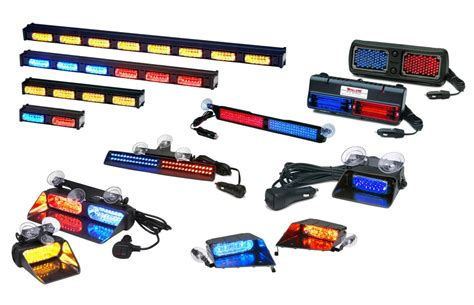 whelen visor light bar whelen dash deck visor lights from swps com
