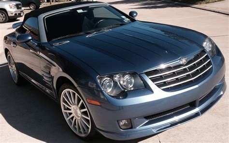2005 Chrysler Crossfire Srt6 For Sale by 2005 Chrysler Crossfire Srt6 Roadster For Sale By Owner