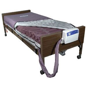 drive low air loss alternating pressure hospital bed mattress med aire