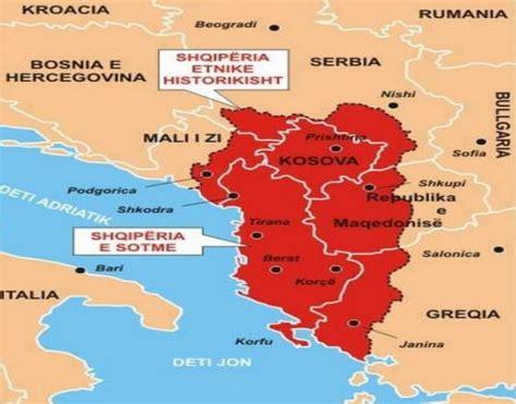 adsense kosovo syria ukraine albania is quot greater albania quot the next