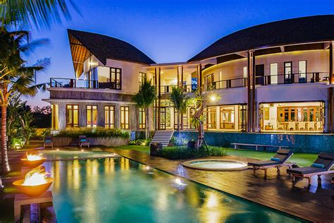 Pevali Villa Bali Indonesia Asia villa umah daun luxury retreats
