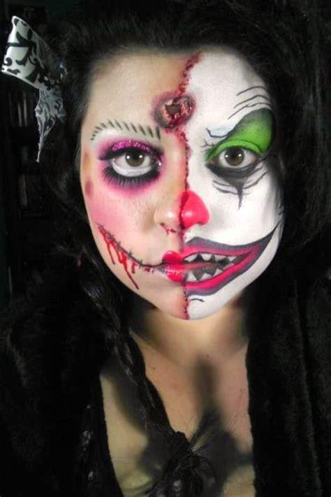 clown halloween makeup ideas   halloween season