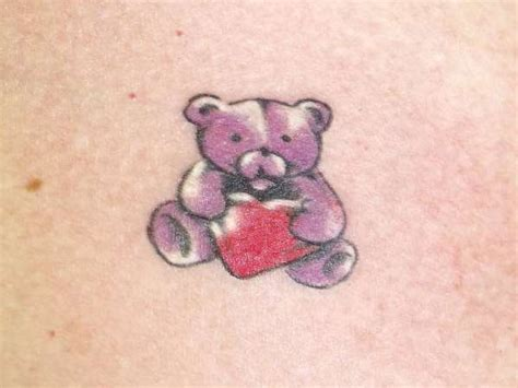cute teddy bear tattoo designs tattoos and designs page 164