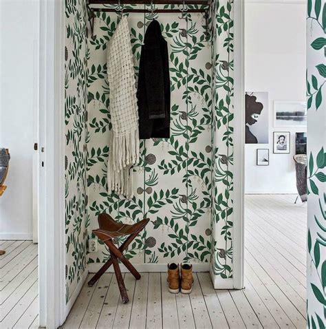 decorar recibidor pequeño oscuro pintar entrada y pasillo interesting vintage dibujo