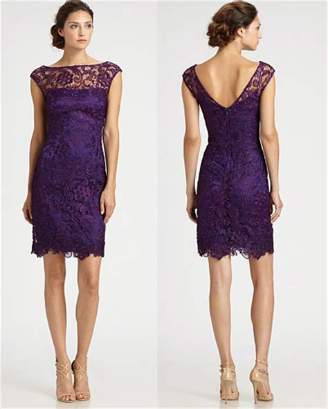 Purple Lace Dress looking for purple lace dresses weddingbee photo gallery