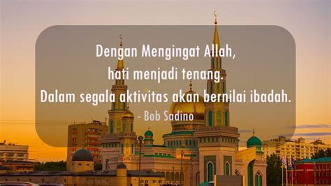 kata kata inspiratif islami  menyejukkan hati kepogaul