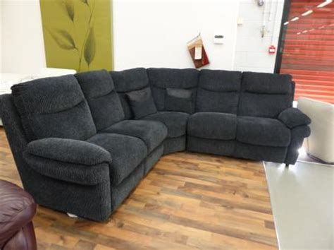 la z boy corner sofa la z boy tamla coda black corner sofa and footstool