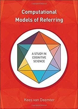 computational models of brain and behavior books computational models of referring a study in cognitive