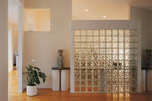 Glass Block Room Divider Glass Block Photo Gallery Accent Building Products