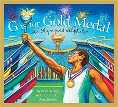 gold medal winter books g is for gold medal an olympics alphabet sleeping