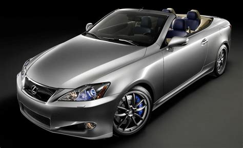 News 2015 Lexus Is C Convertible Will Gain Foothold In