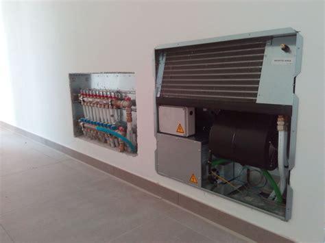 pompa di calore per impianto a pavimento impianto radiante a pompa di calore caldo e freddo idee