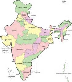 India On The Map by India Map Junglekey In Image