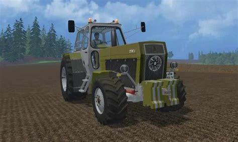 fortschritt zt tractor farming simulator   mod