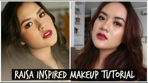 Tutorial Makeup Alifah Ratu | raisa inspired makeup tutorial by alifah ratu saelynda