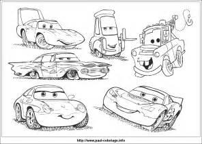 coloriage cars disney les beaux dessins meilleurs