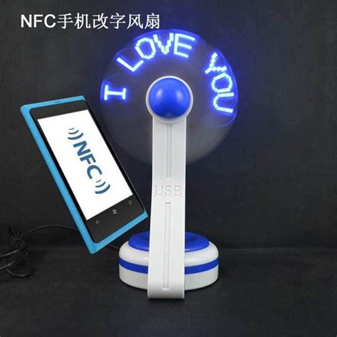 usb fan for phone usb led message fan phone program usb led fan self