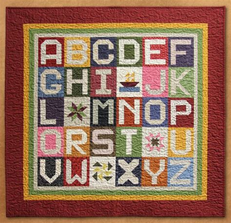 How To Spell Quilt by Mini Alphabet Quilt Photo Moda S Spell It With Fabric
