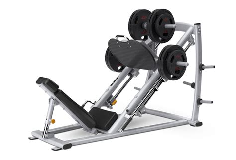 45 degree bench press matrix 45 degree leg press machine magnum series matrix