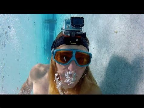 gopro floaty backdoor on headstrap mount gopro tip #198