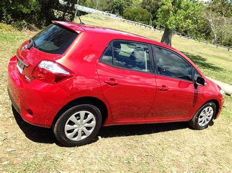 2010 Toyota Corolla Manual 2010 Toyota Corolla Ascent Hatch Manual
