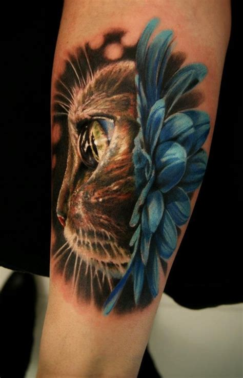 tattoo beautiful pinterest beautiful cat tattoo tattoos body art pinterest