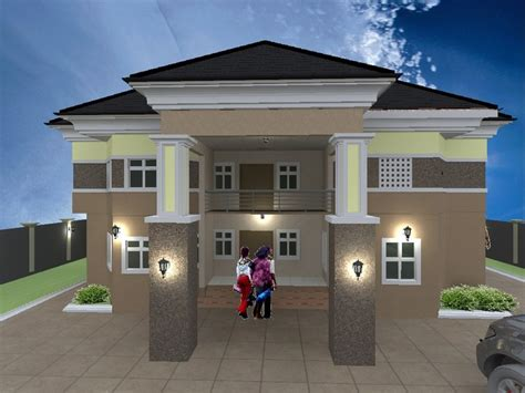 how much to build a 4 bedroom house how much will a 5 bedroom duplex cost properties nigeria
