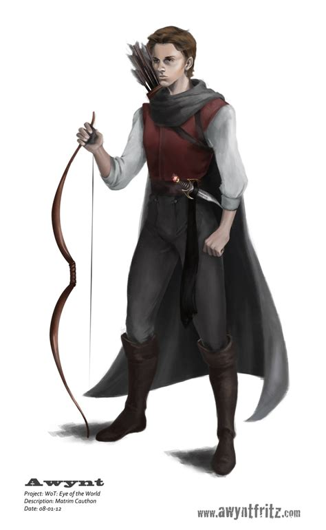 Mat Cauthon by 17 Best Images About The Wheel Of Time On Book