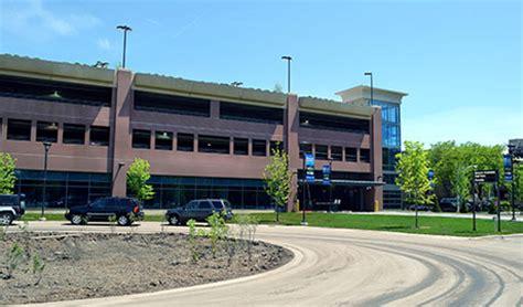 College Park Parking Garage by Parking
