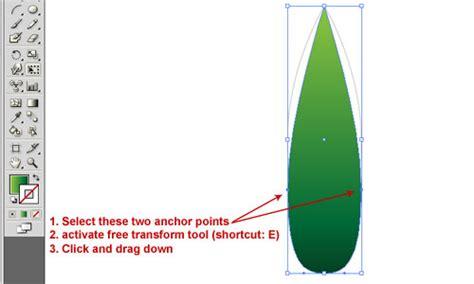 vector gradient tutorial illustrator tutorial vector flower plant illustrator