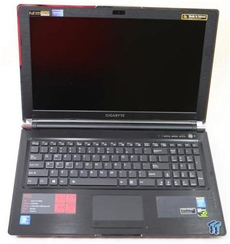 Keyboard Laptop Gigabyte gigabyte p25w gaming laptop review