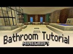 minecraft bathroom tutorial tacos minecraft and watches on pinterest