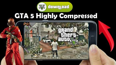 download game mod apk data high compres gta 5 android apk data highly compressed download