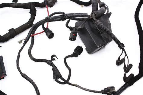engine bay ecu wiring harness  vw beetle  tdi alh
