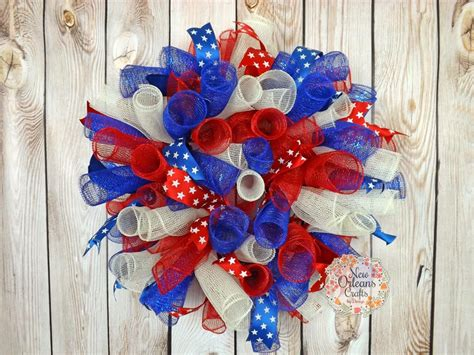 deco mesh wreaths new orleans crafts by design how to make a spiral deco