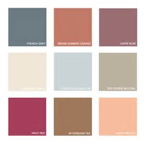 what is a color palette 4 ways to add a soft autumn color palette to your home