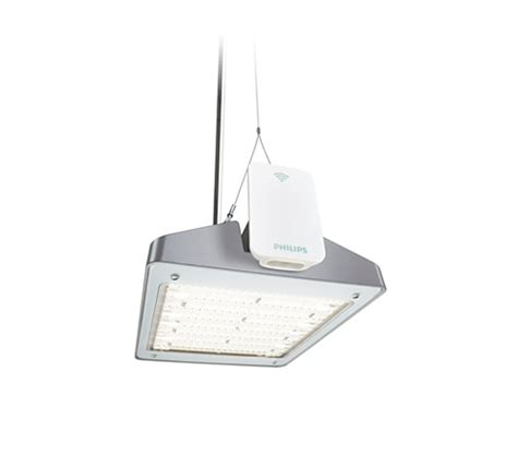 Lu Led High Bay Philips gentlespace greenwarehouse high bay philips lighting