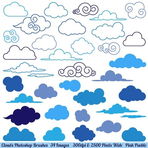 sun doodle brushes photoshop 25 best ideas about cloud drawing on