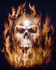 flaming vampire skull t shirt skull mens t shirts