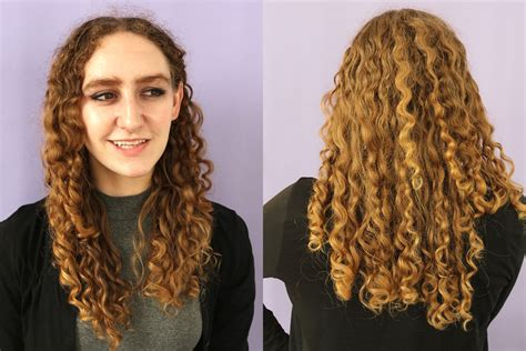 best haircut for 3b women i tried the top upvoted curly hair product routines from