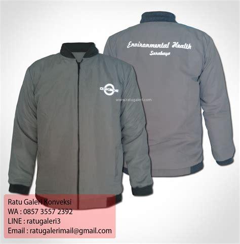desain jaket semi formal hasil produksi dan desain jaket enviromental
