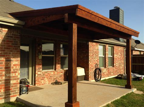 How To Cover Patio by Back Patio Cover In Prosper Hundt Patio Covers And