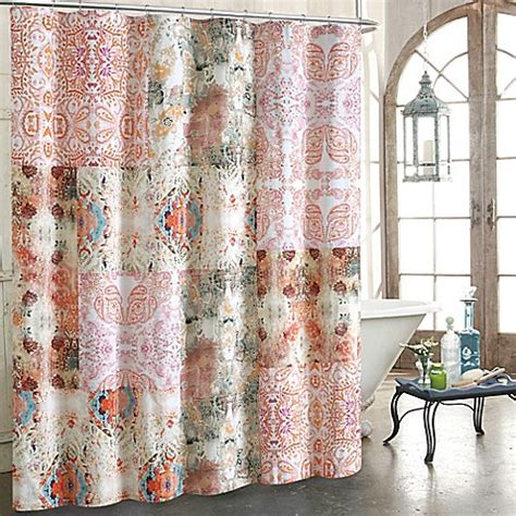 wanderlust bathroom scene tracy porter 174 poetic wanderlust 174 wish shower curtain bed