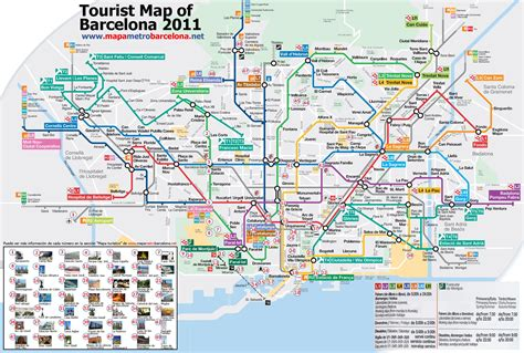 attractions in map maps update 30722069 tourist attractions map in